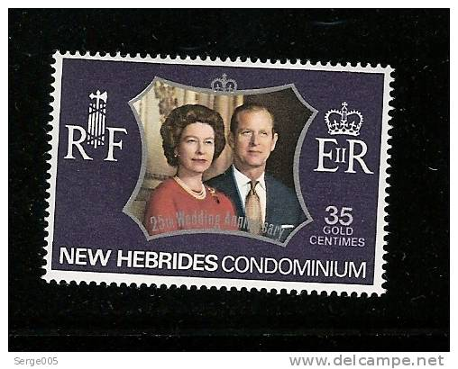 NOUVELLE-HEBRIDES  VENTE NO 2 / 156 M H * - New Hebrides