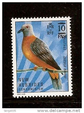 NOUVELLE-HEBRIDES  VENTE NO 3 / 13  M H * - Unclassified
