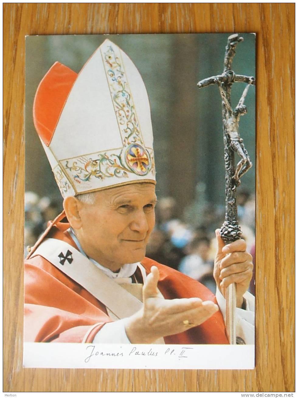 Joannes Paulus PP II.   VF  D18743 - Christianisme