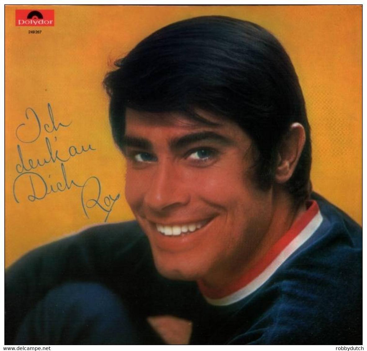* LP * ROY BLACK - ICH DENK' AN DICH (Germany 1968 Ex-!!!) - Sonstige - Deutsche Musik