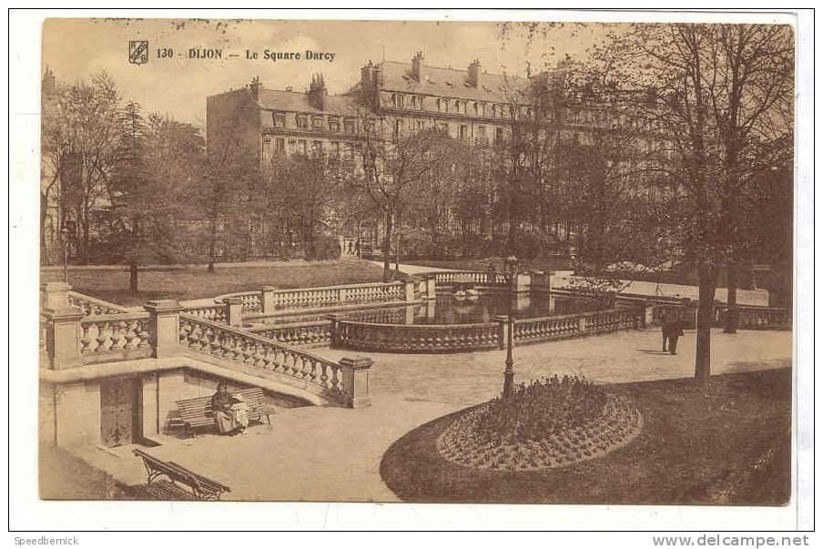 10222 Dijon Le Square Darcy . 130 RG - Dijon