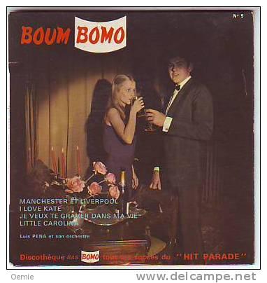 DISCOTHEQUE   DU LABEL BOUM BOMO  No 5 - Musicals