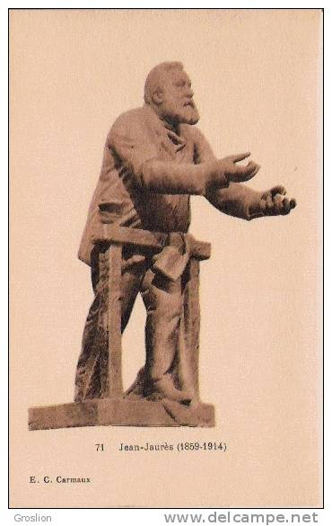 JEAN JAURES 71 (1859-1914) - Histoire