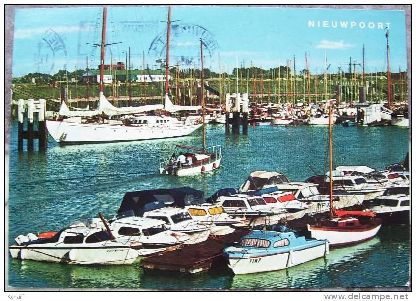"""CP De NIEUWPOORT """" Yachthaven """" . - Nieuwpoort"""