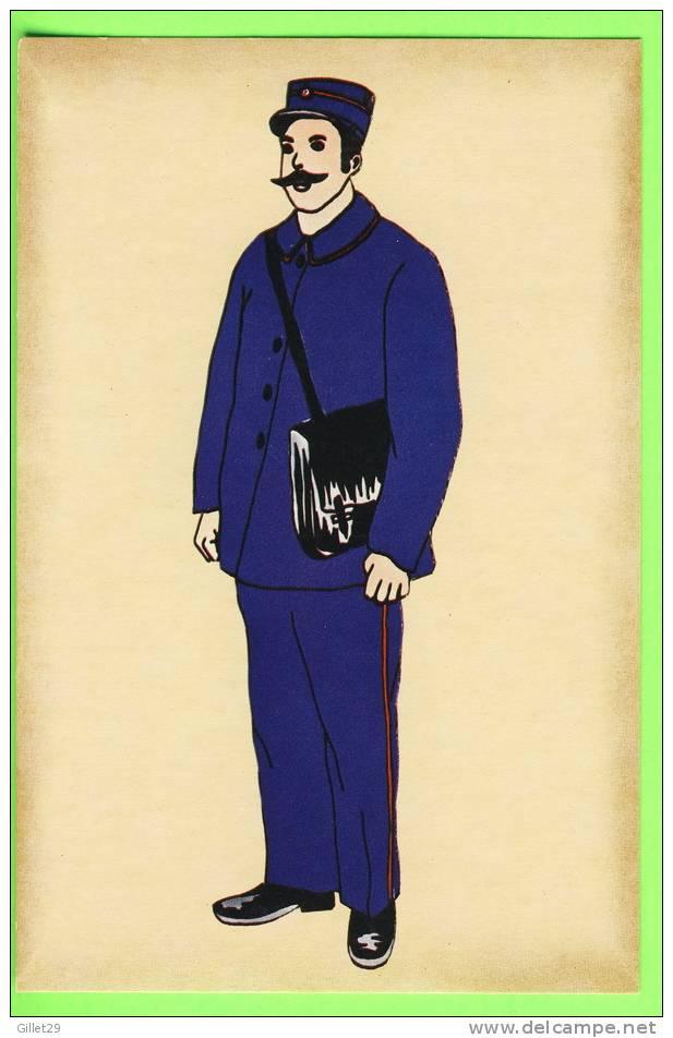 POSTE - FACTEUR RURAL ,1920 - IMP. PIERRON - - Poste & Facteurs