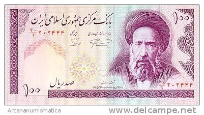 IRAN  100 RIALS  1985  KM#140  PLANCHA/UNC  DL-5749 - Irán