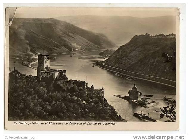 VINTAGE Ca1900 POSTCARD Castle Germany - Castillos