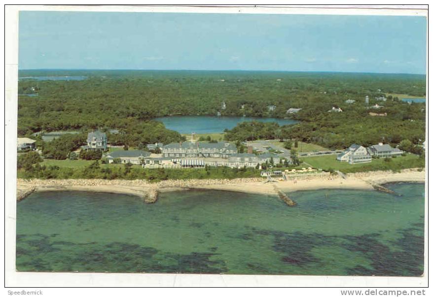 10529 Wianno Club Nantucket Sound . P10523 Photo Robert M Jenney. - Nantucket