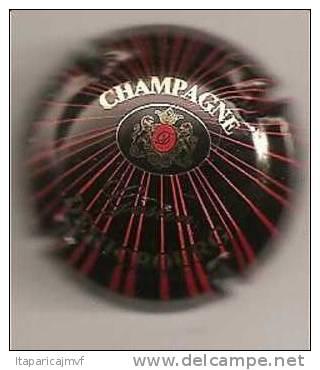 Capsule De Champagne :   Gaston  DERICBOURG - Capsules & Plaques De Muselet