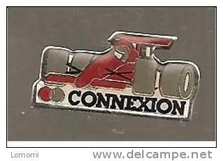Connexion ...  RARE..  . - Automobile - F1