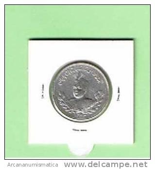 IRAN  2.000  DINARES (2 Krans)  PLATA/SILVER AH 1332  EBC  KM#1057    DL-5862 - Irán