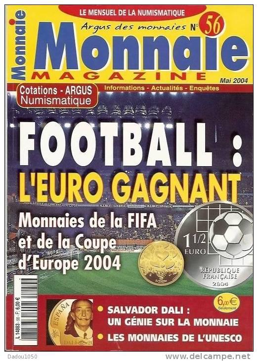 Monnaie Magazine 6 NUMEROS , Petit Prix - Français