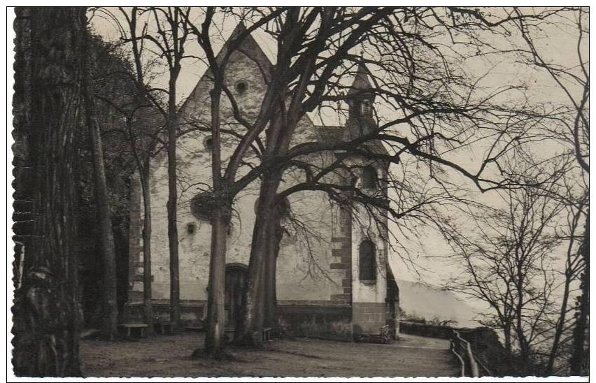 Pélerinage De N.D Du Schauenberg (près Pfaffemheim), Place Devant La Chapelle 1958 - France