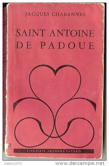 ST ANTOINE DE PADOUE 1192 1210 - Religion