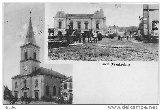 54 CIREY - Cirey Sur Vezouze