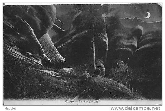 54 CIREY ROUGIMONT - Cirey Sur Vezouze
