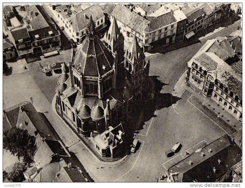 BONSECOURS / VUE AERIENNE / JOLIE CPSM - Belgien