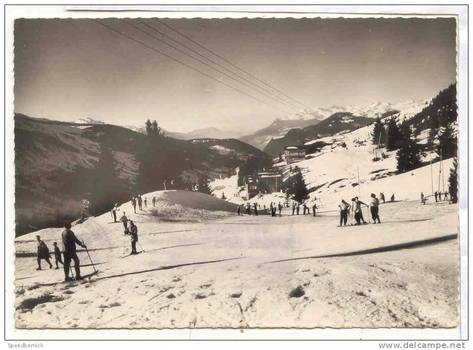 10776 Miribel Champs De Ski . 3 CIM . Sport Hiver - France