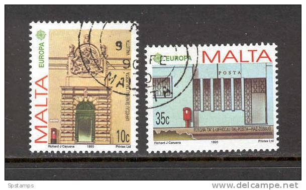 Malta 1990 Europa USED (S1348) - 1990