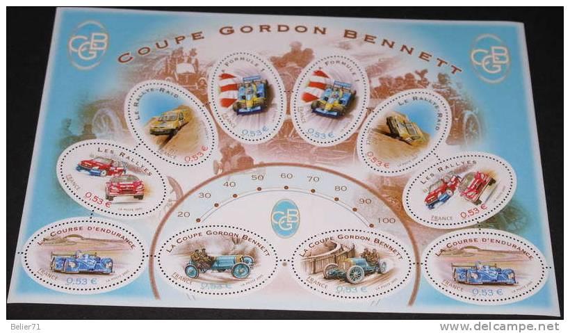 France, Bloc N° 86, Xx Coupe Gordon Bennett - Blocs & Feuillets