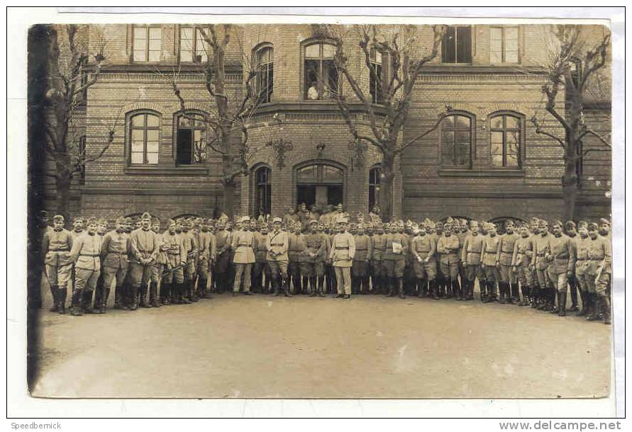 11133 Carte Photo Camp De Bitche , 1929 - Régiments