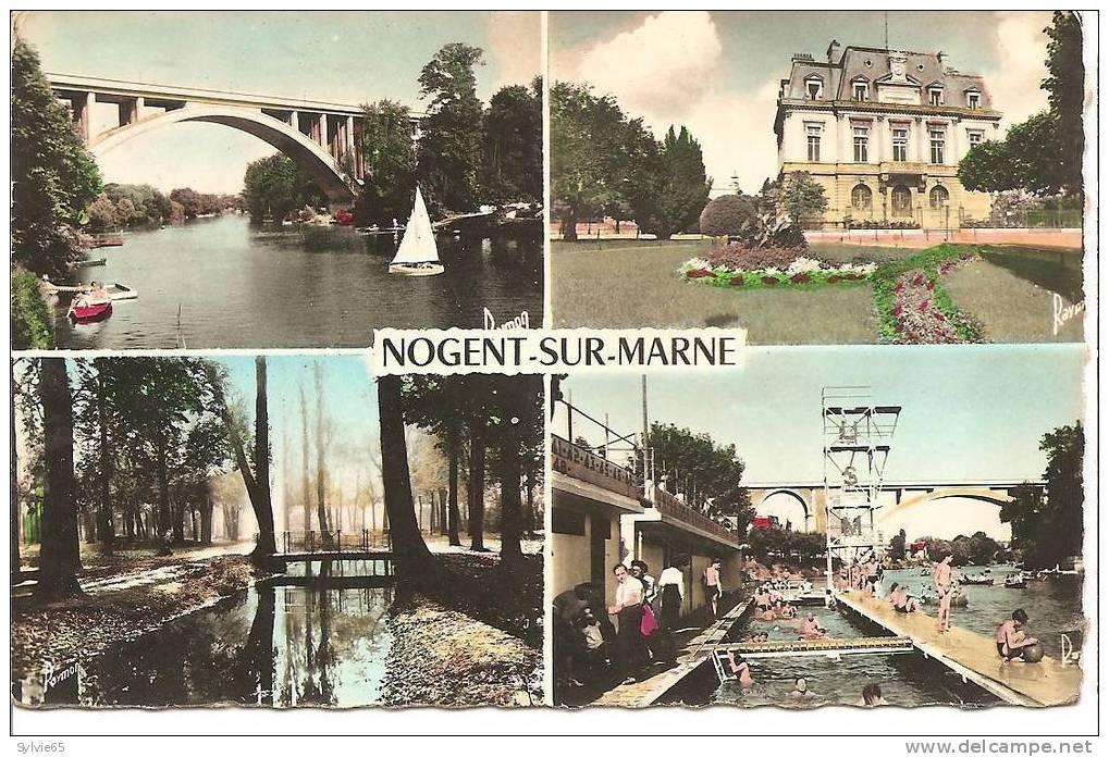 NOGENT SUR MARNE-multivues - Nogent Sur Marne