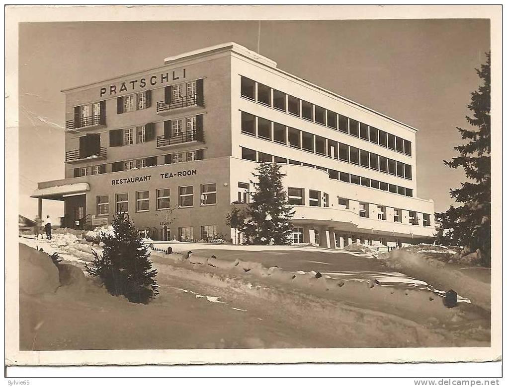 AROSA-berghotel Pratschli - GR Grisons