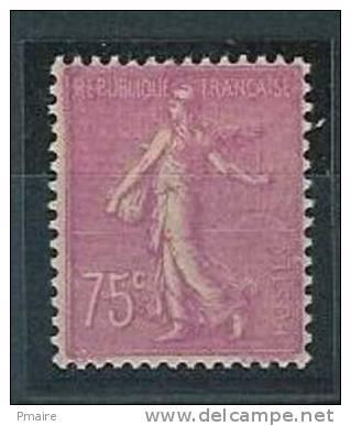 FRANCE Yvert N° 202  Neuf * - Unused Stamps