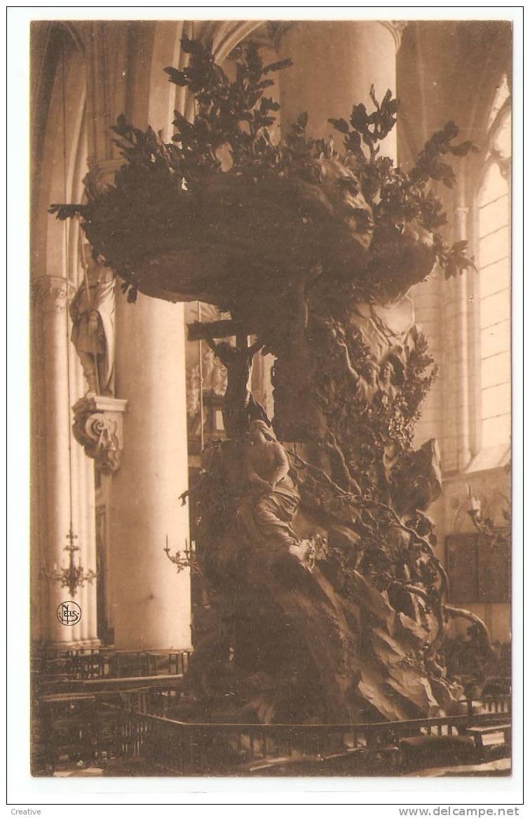 MECHELEN / MALINES .Eglise Notre Dame D'Hanswyck,chaire De Vérité - Mechelen