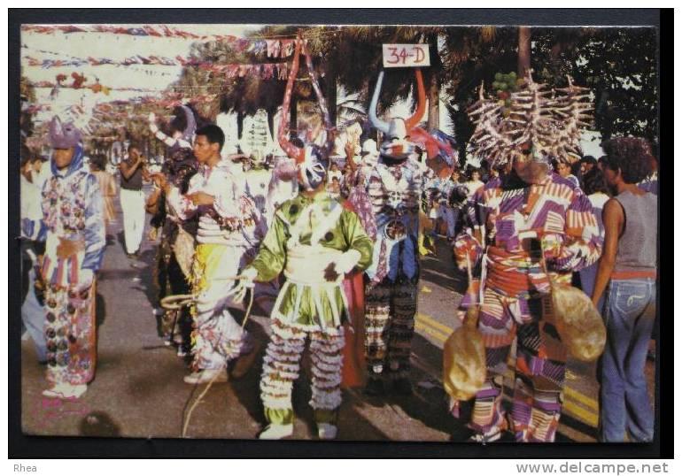 République Dominicaine Carnaval   Prepublique+dominicaineP RH023676 - Dominicaine (République)