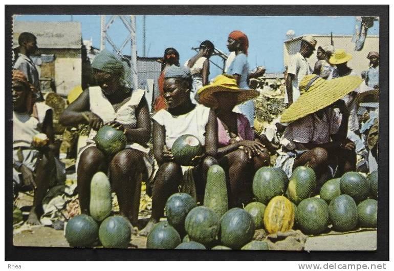 Haïti Marchande De Melons   PhaitiP RH023678 - Haïti