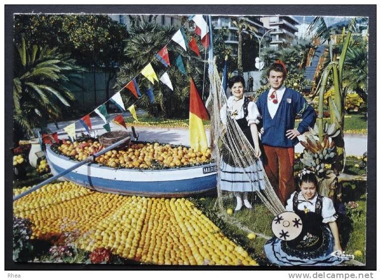 06 Menton Fruit Fete Du Citron    D06D  K06083K  C06083C RH026804 - Menton