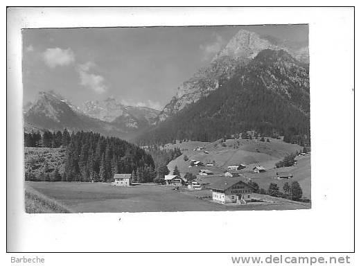 Schwenden .- Diemtigtal  .  .1857.C - BE Berne