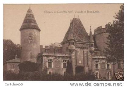 FRANCE CHAINTRE' LE CHETEAU N1930? AT652 - France