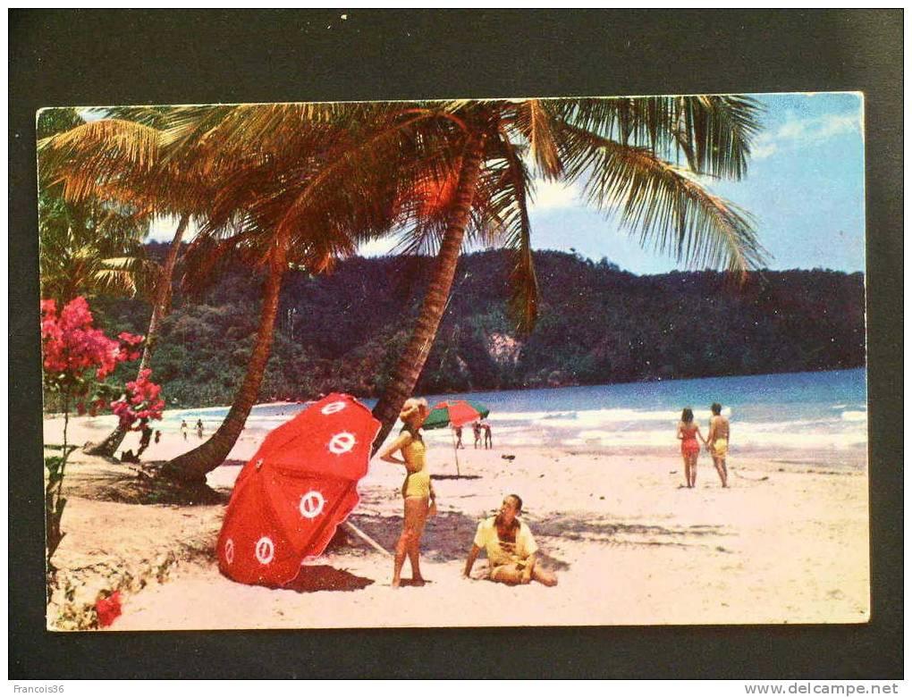 TRINIDAD - Maracas Bay - Bahia Antillas - - Trinidad