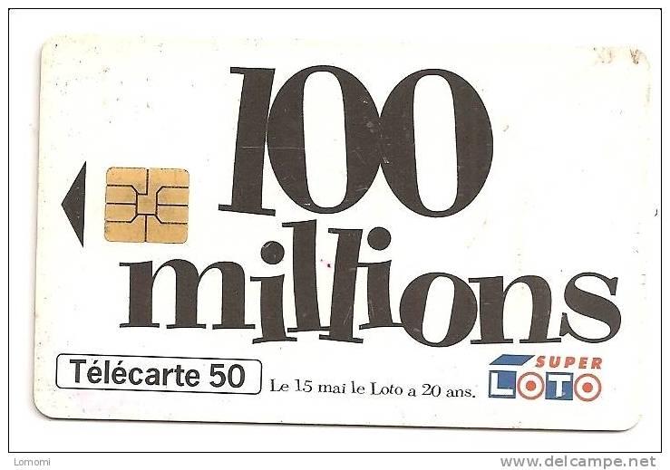 100 Millions  -  Année   . 1996   . RARE  . 1 Scan.. - Jeux