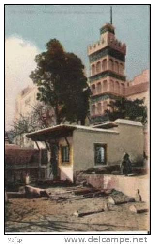 ALGER - Mosquée SIDI ABDERHAM - Islam