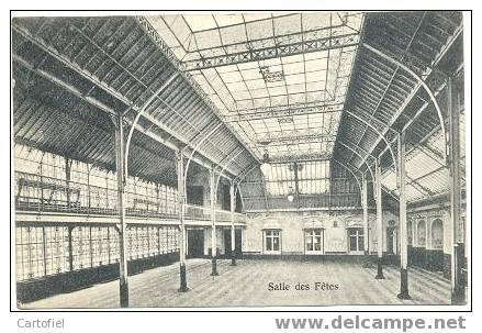 WESPELAER - THILDONCK - Pensionnat Des Religieuses Ursulines , Salle Des Fêtes - Haacht