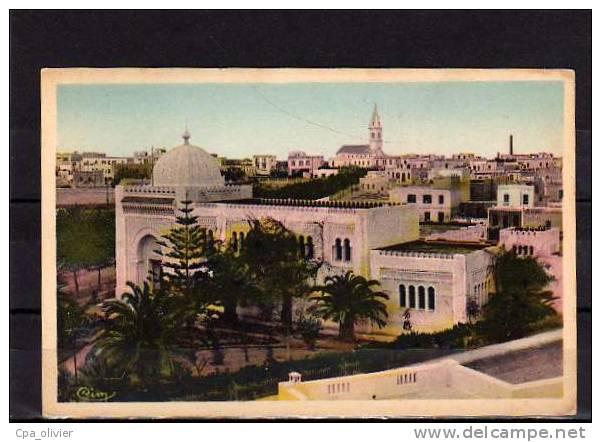 TUNISIE Sousse Tribunal Civil, Vue Générale, Colorisée, Ed CIM, 193? - Tunisie