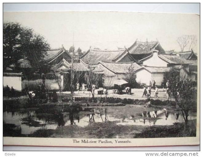 Yunnanfu The Mid River Pavilion - Chine