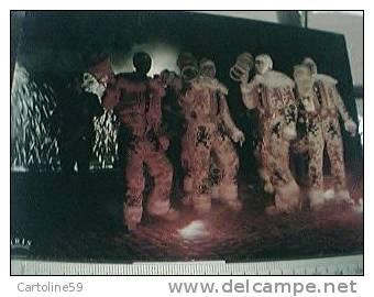 CARNEVALE BELGIO COSTUMI DI NOTTE N 1975 N4397 - Costumi