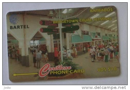 BRIDGETOWN CRUISE TERMINAL  (  Barbados - Code 92CBDC  ) - Barbades