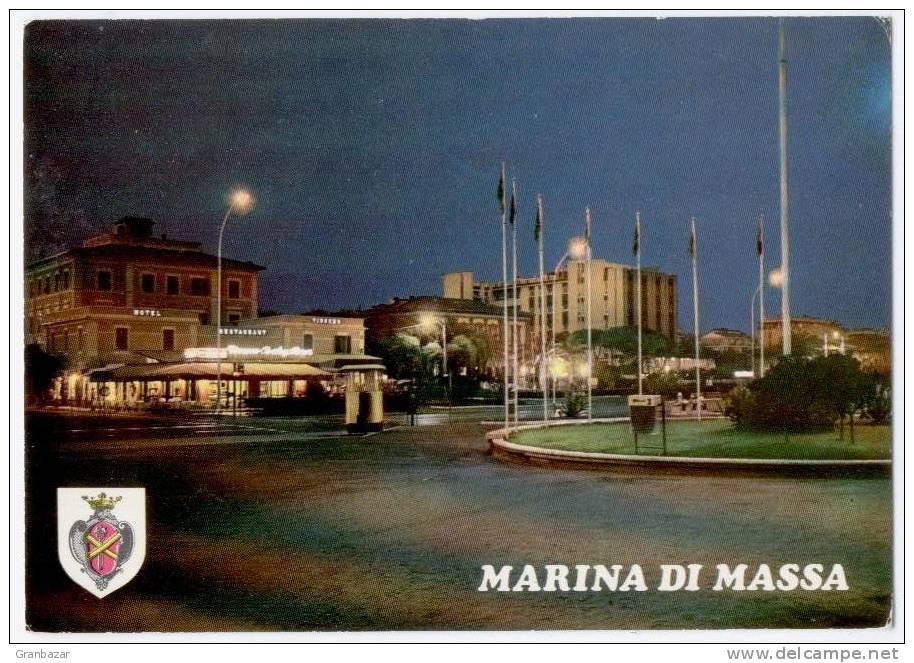 MARINA DI MASSA,  SCORCIO PANORAMICO - Massa