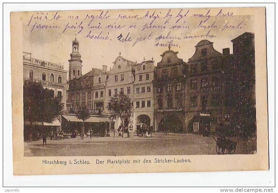 AK HIRSCHBERG I.Schles    *8777 - Schlesien