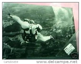 PARACADUTISTA Para IN VOLO VB1970 AM2465 - Paracadutismo