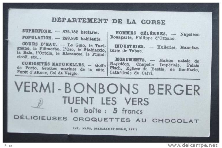20 Departement Chromo    D20D  RH049842 - Confiserie & Biscuits
