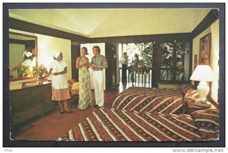 République Dominicaine Hotel Chambre   Prepublique+dominicaineP RH036644 - Dominicaine (République)
