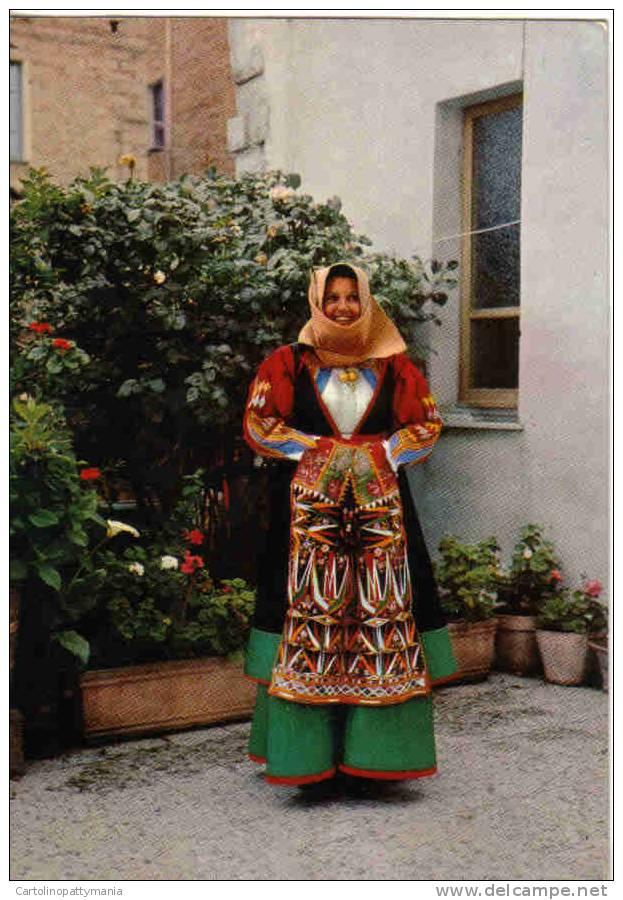 Costume Do Orgosolo Sardegna - Costumi