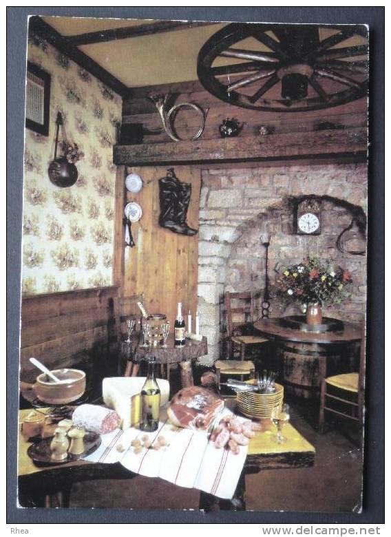 39 Arbois Restaurant Taverne    D39D  K39013K  C39013C RH038805 - Arbois