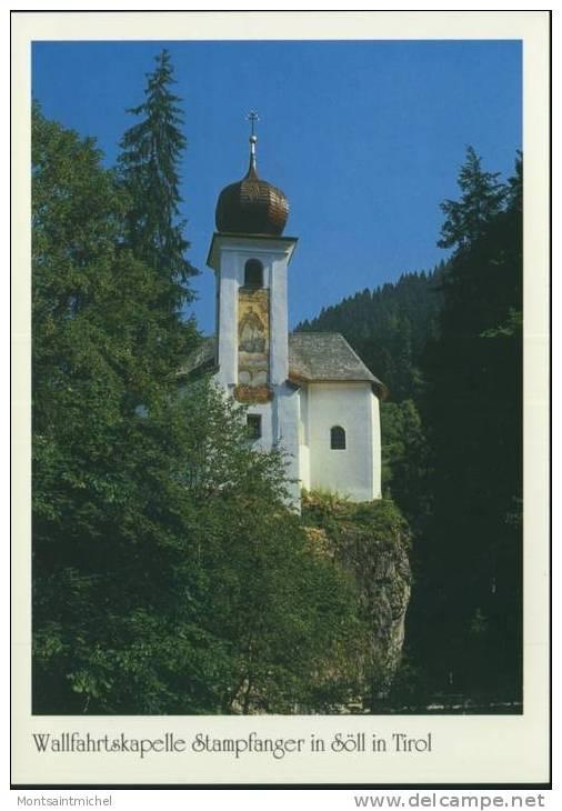 Söll In Tirol. Wallfahrtskapelle Stampfanger. - Autriche